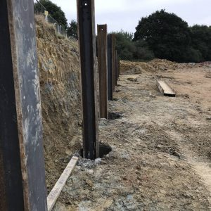 King Post Walls Photo
